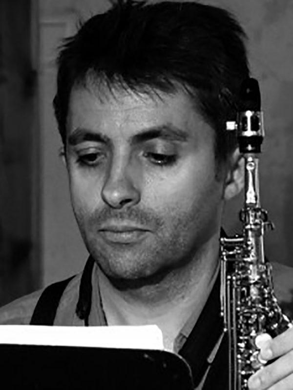 Joël Versavaud – saxophone