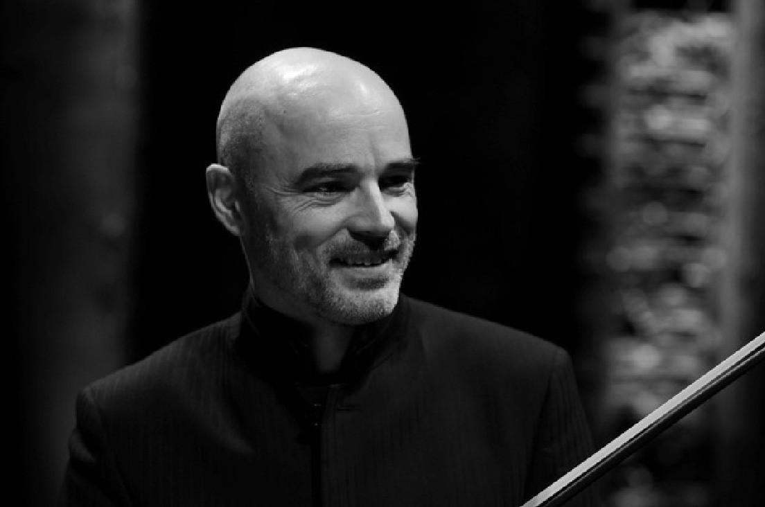 Christophe Desjardins – viola