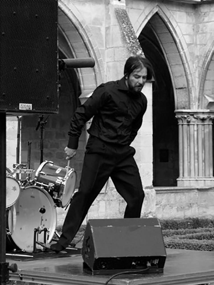 Claudio Bettinelli – percussions