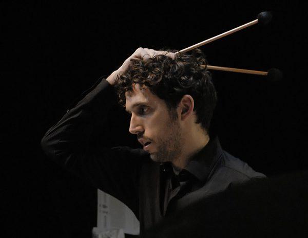 Simone Beneventi – percussions